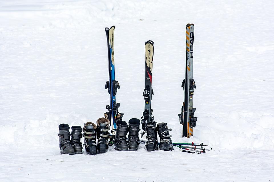 Co zabrać, wybierając cię na narty ?